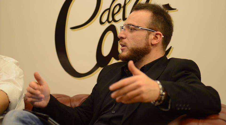 Luca Carbonelli, direttore marketing & comunicazione, Torrefazione Caffè Carbonelli