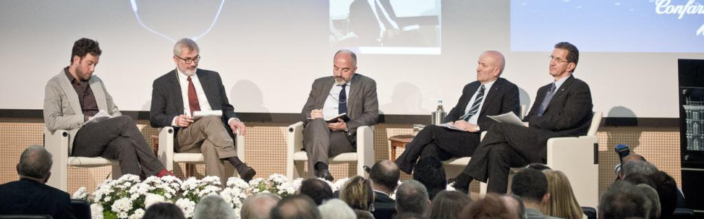 La new economy? Artigiana. Congresso Confartigianato Imprese Varese, 2013