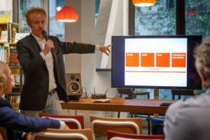 Ugo Donelli presenta innovazione esperienza