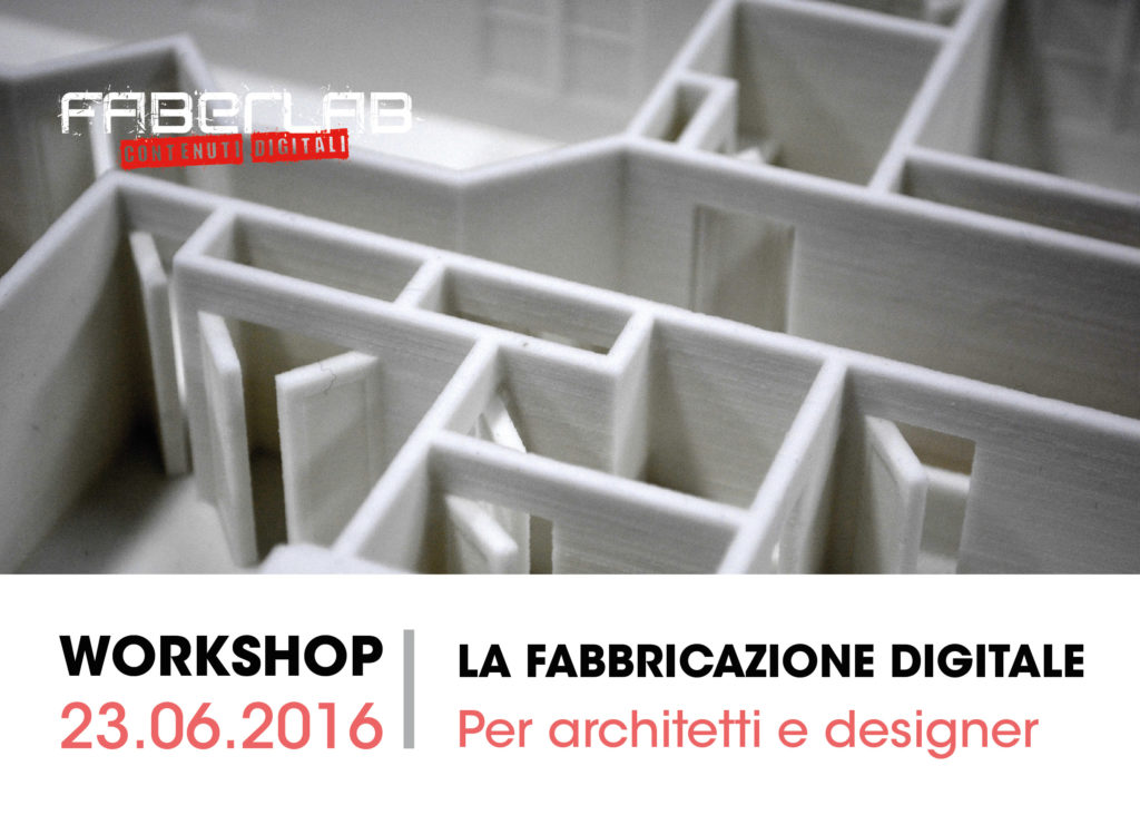 faberlab, stampa 33
